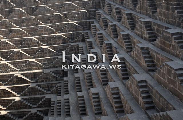 インド 階段井戸