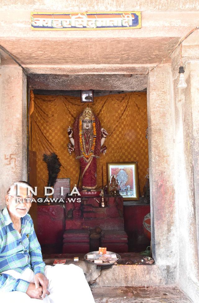 हर्षद माता मंदिर