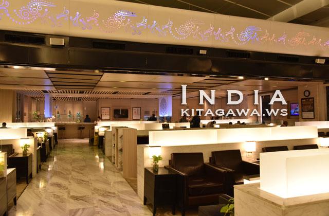 Delhi ITC Green Lounge