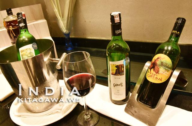 インド SULA ワイン