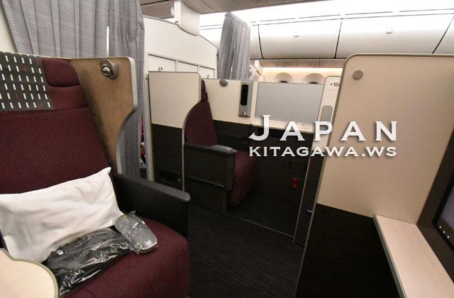 JALスカイスイート787