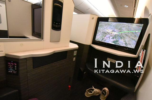 JAL SKY SUITE 787 ビジネスクラス搭乗記