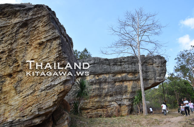 Hin Chang Si, Nam Phong National Park