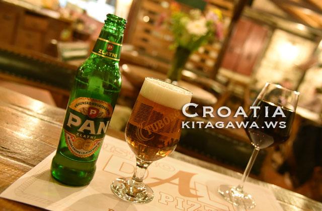 クロアチア PAN ビール
