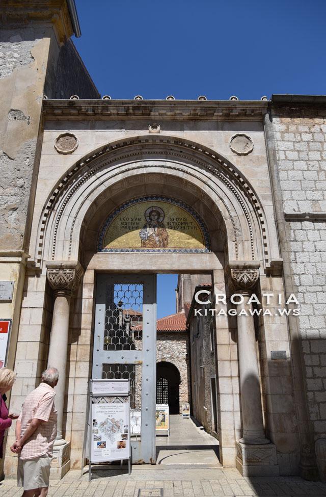 エウフラシウス聖堂 行き方