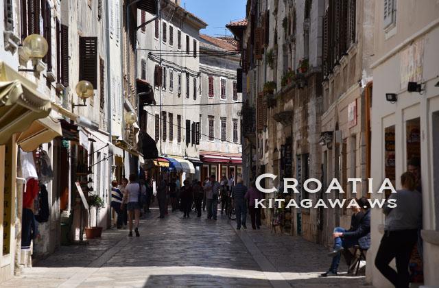 クロアチア ポレッチ