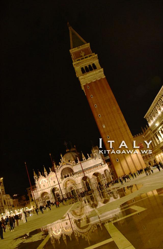 ヴェネツィア 大鐘楼