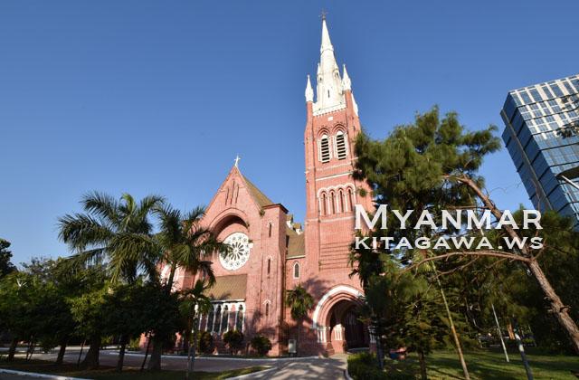 Holy Trinity Cathedral, Yangon