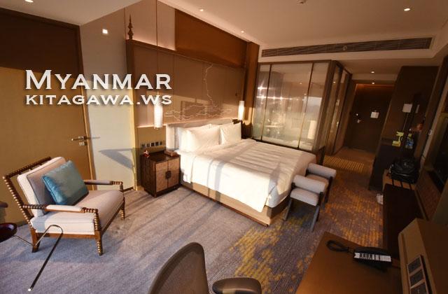 パンパシフィック ヤンゴン ホテル
