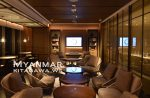 Pan Pacific Yangon Club Lounge