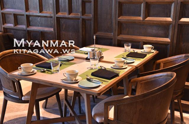パン パシフィック ヤンゴン ホテル