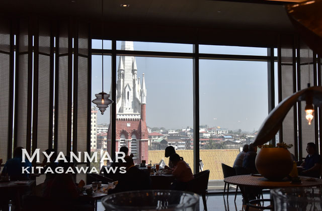 Pan Pacific Yangon Hotel