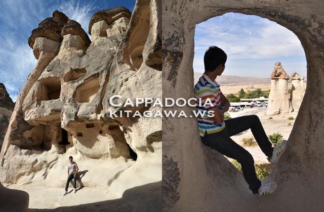 カッパドキア観光