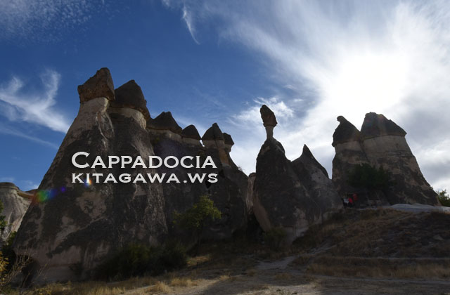 カッパドキア 絶景