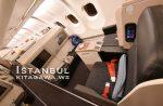 トルコ航空 ターキッシュエアラインズ A330 ビジネスクラス 搭乗記