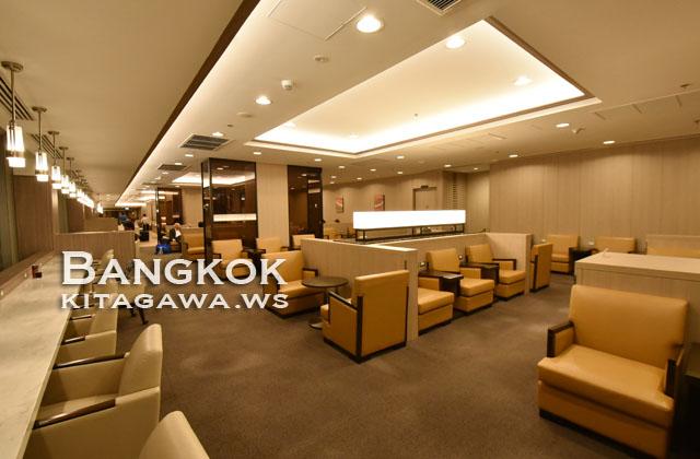 JAL サクララウンジ バンコク スワンナプーム国際空港