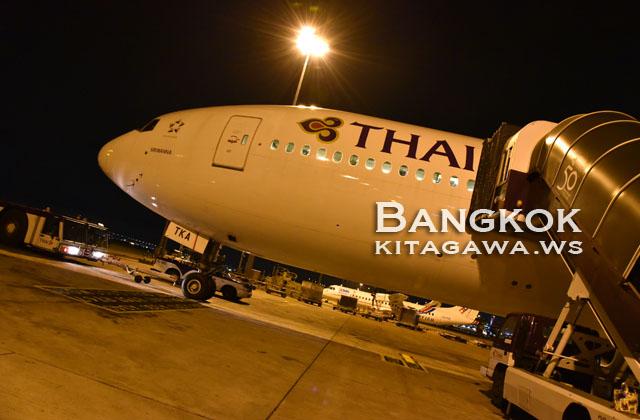 タイ国際航空 マイラー