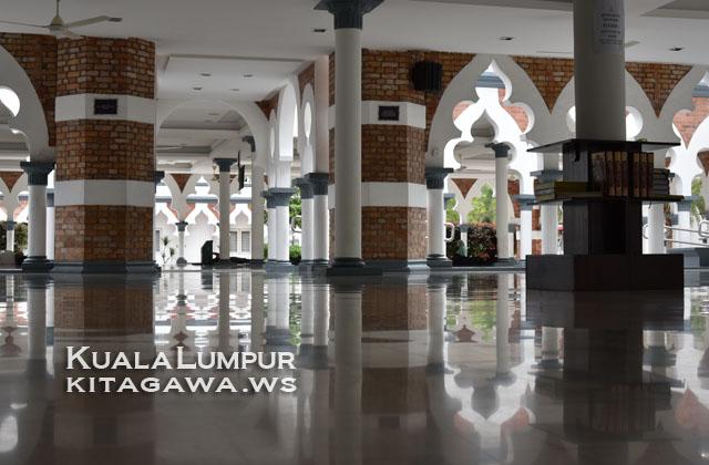 クアラルンプール モスク