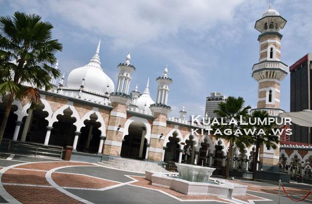マスジッドジャメ Masjid Jamek