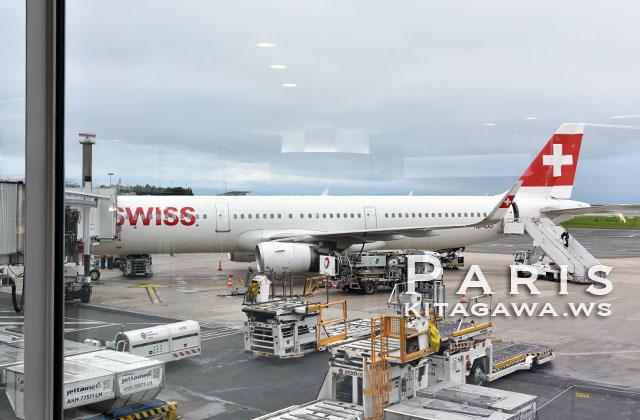 スイス航空 A321