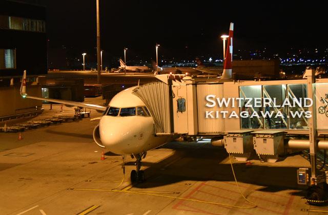 スイスインターナショナルエアラインズ A321