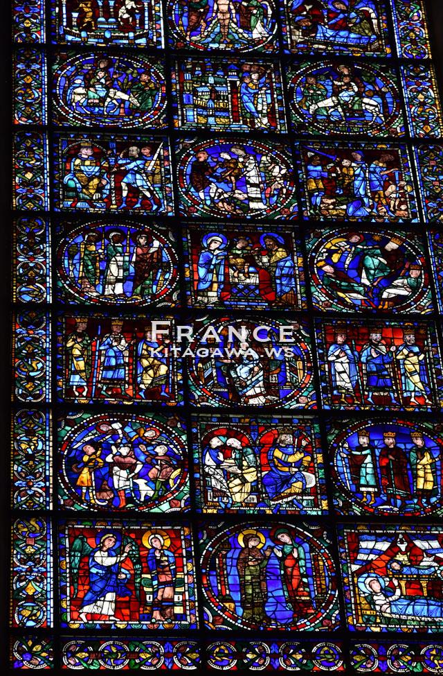 シャルトルの青 bleu de Chartres