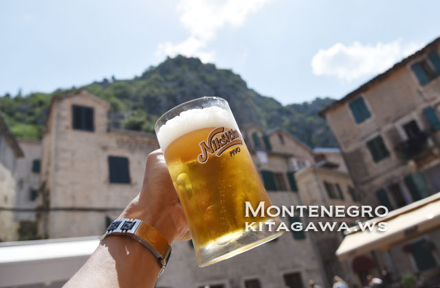 Nikšićko Pivo モンテネグロ ビール