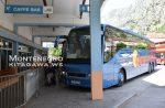 クロアチア ドブロブニク モンテネグロ コトル バス