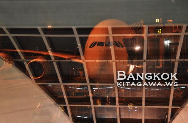 タイ航空 A380-800