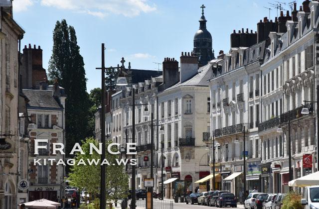 フランス旅行記 ブロワ観光