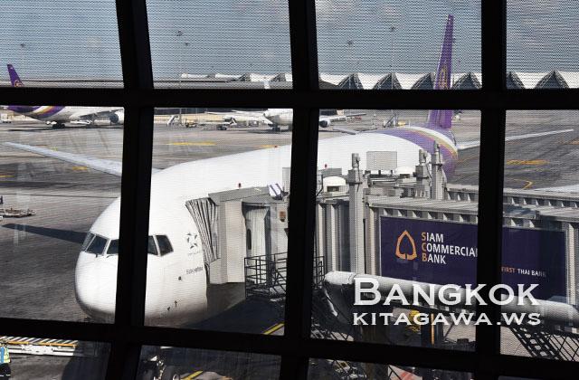 タイ航空エコノミークラス