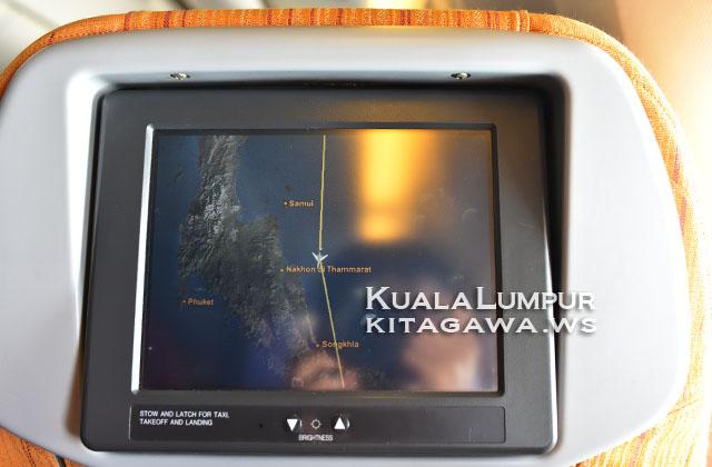 タイ航空クアラルンプール線