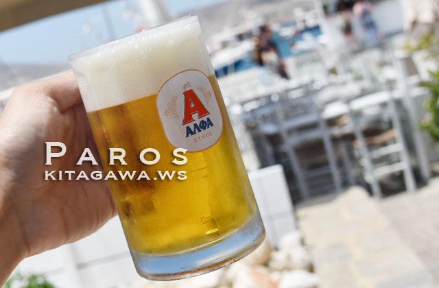 AΛΦA ビール ALFA
