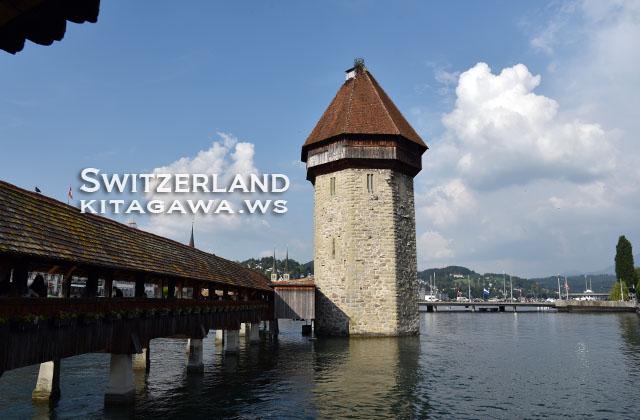 カペル橋 スイス