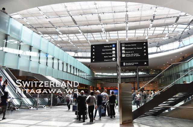 チューリヒ空港