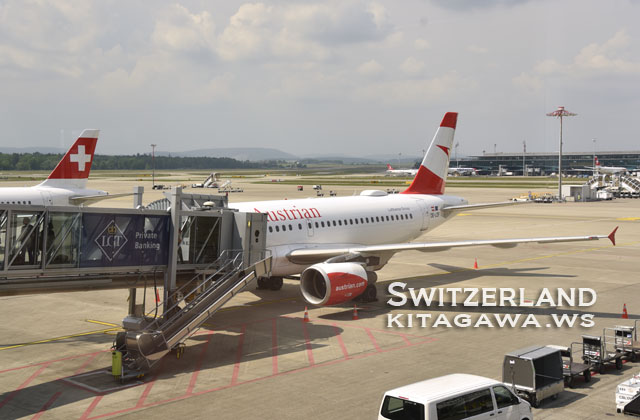 オーストリア航空 A319