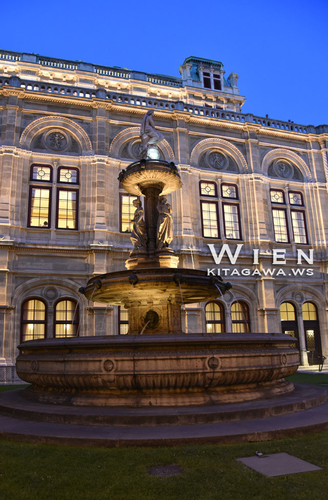 オペラ座 ウィーン