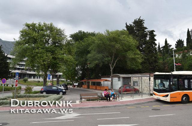 ドブロブニク路線バス