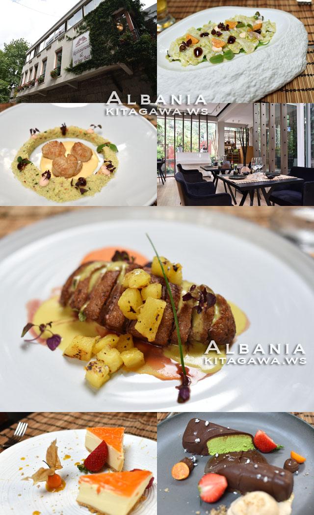 ティラナ レストラン