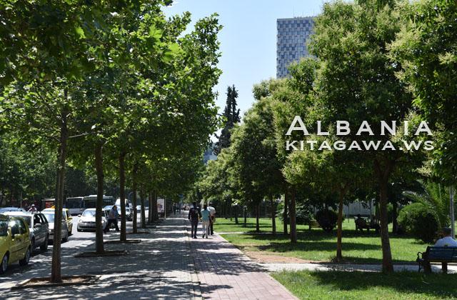 アルバニア旅行記