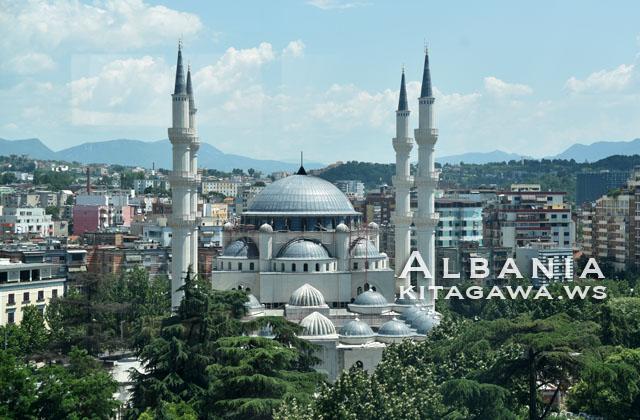 アルバニア モスク
