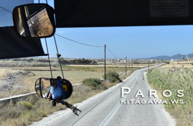 パロス島バス