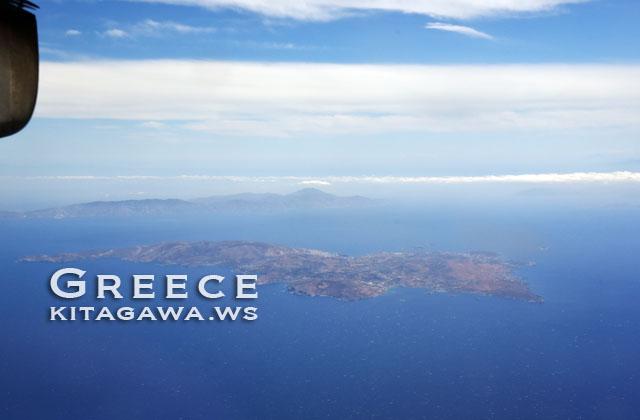 シロス島 Syros