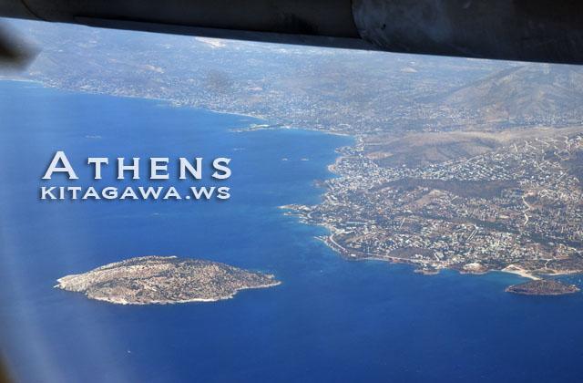 アッティカ半島
