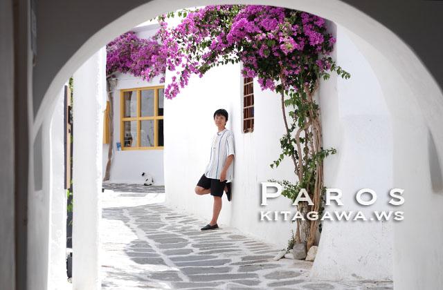 パロス島 旅行記ブログ
