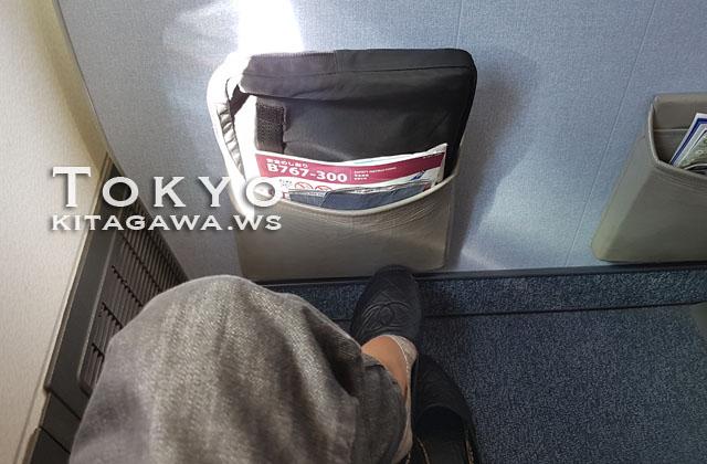 ANA 国内線 スターウォーズ B767-300