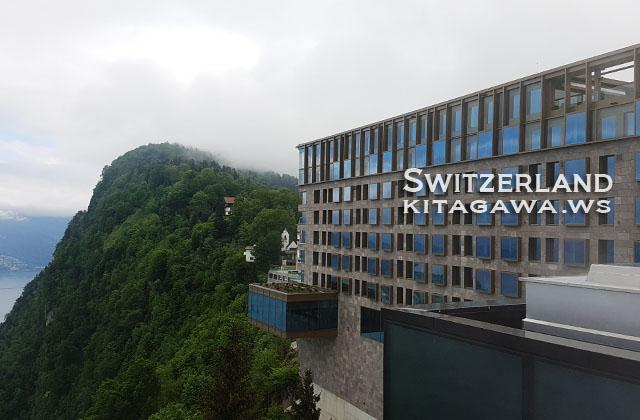 ビュルゲンシュトックホテル&アルパインスパ Bürgenstock Hotel & Alpine Spa