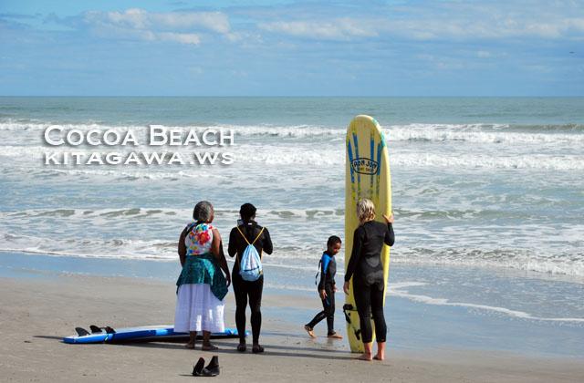 フロリダ サーフィン