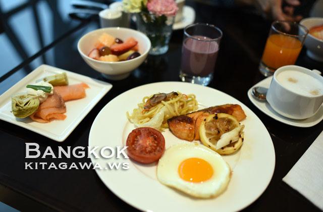 Emirates Suvarnabhumi Lounge
