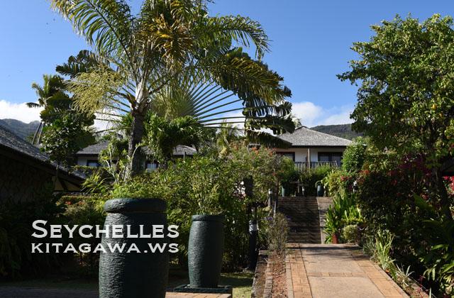 マヘ島ホテル